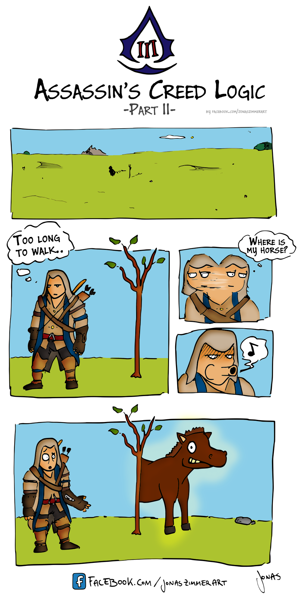 Assassin's Creed Logic part II