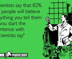 Scientists Say