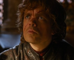Tyrion Confused