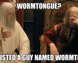 WormTongue