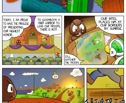 Super Goomba World