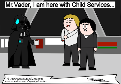 Alternate ending to Star Wars