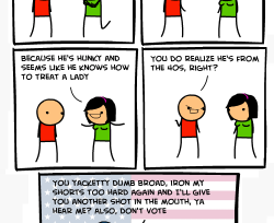 Cyanide and Happiness and Captain America