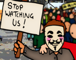 Stop Watching us