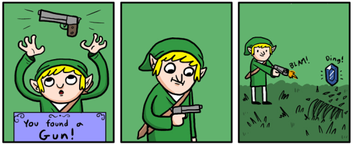 If Link Was In GTA V