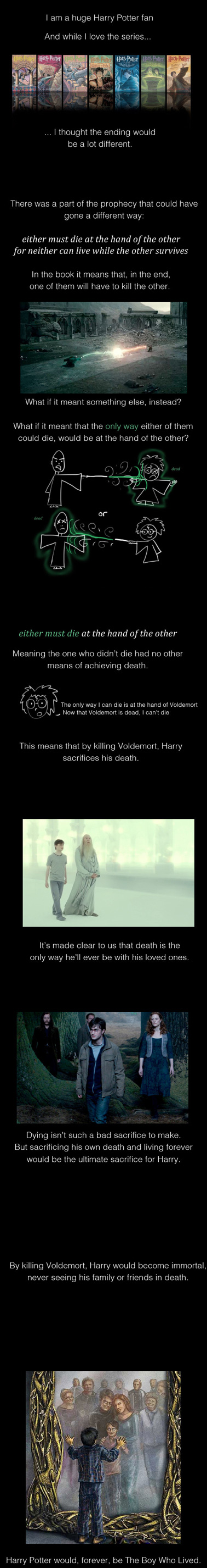 Better Harry Potter Ending