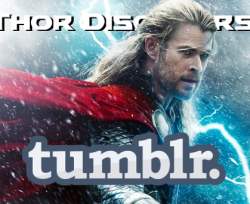 Thor Discovers Tumblr Cover