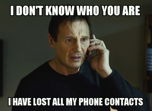 Phone Contacts