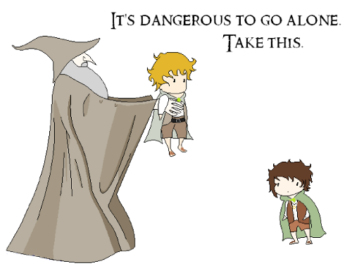 Zelda Lord of the Rings