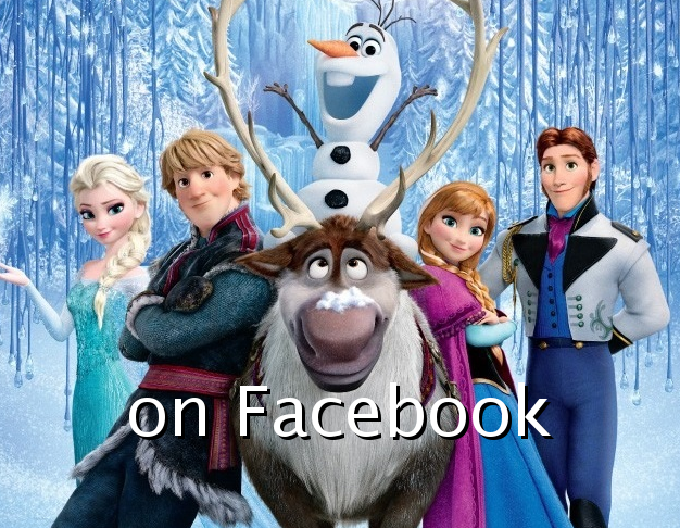 Frozen on Facebook Thumb