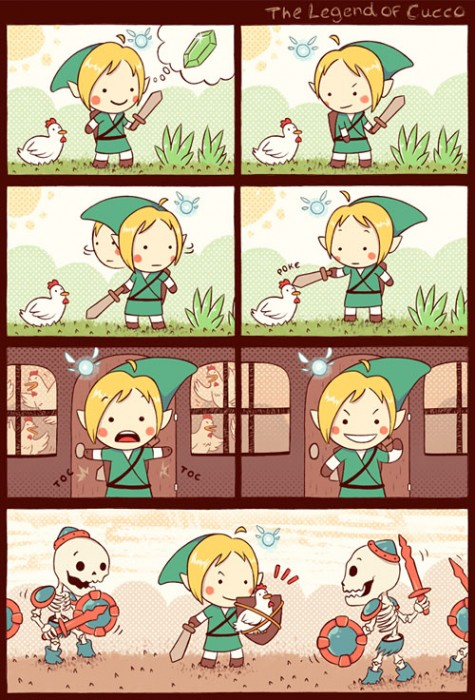 The-Legend-Of-Zelda-Cucco